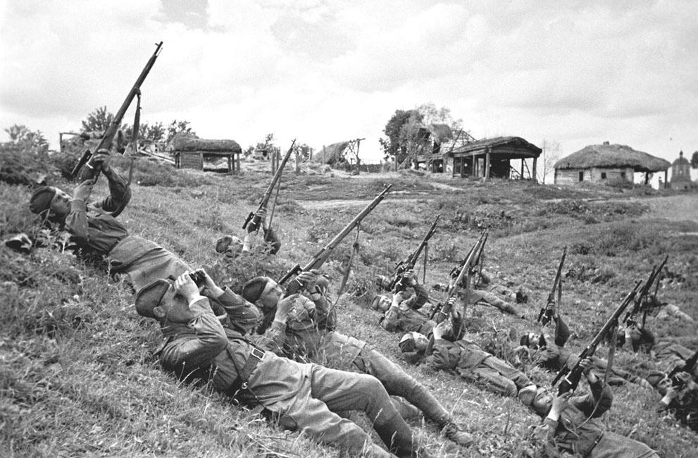 war38 Вторая мировая война: Восточный фронт (Часть 14)