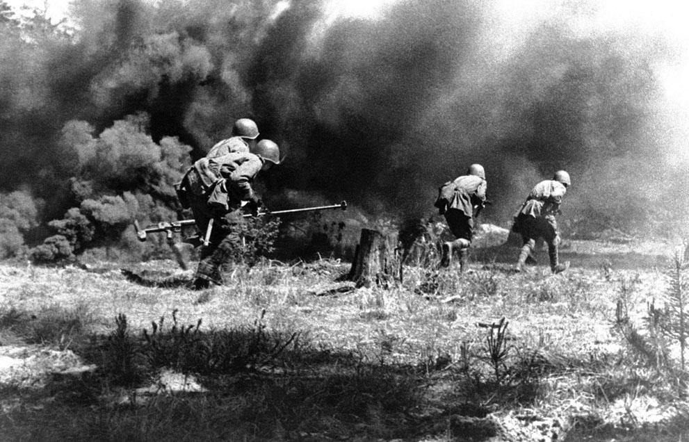 Вторая мировая война восточный фронт