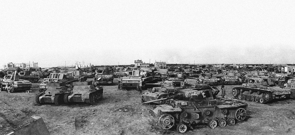 war43 Вторая мировая война: Восточный фронт (Часть 14)