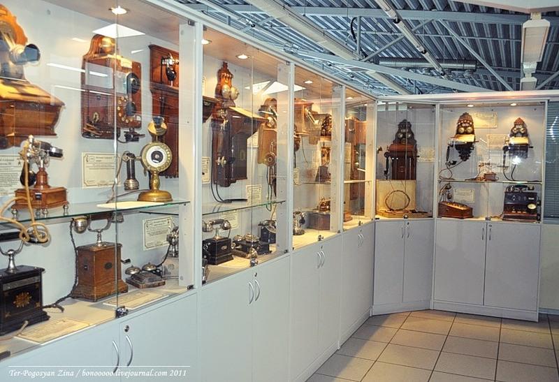 1022 Museo de Historia del teléfono