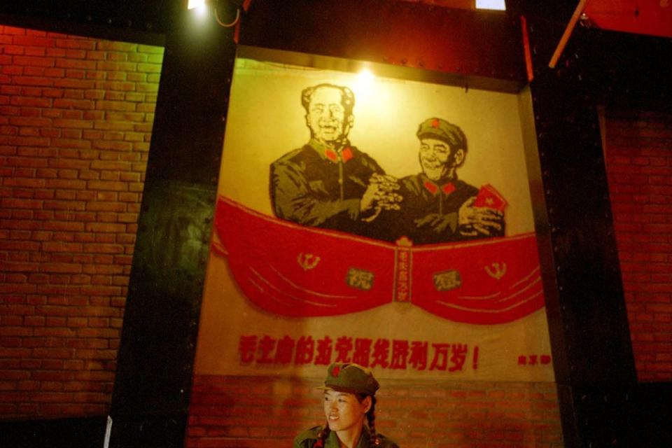 1118 Reds restoran di Cina
