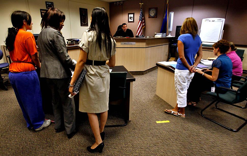 1135 Подростковая проституция в Лас Вегасе