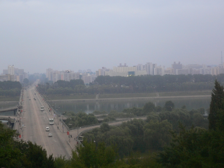 115 Один день в Северной Корее