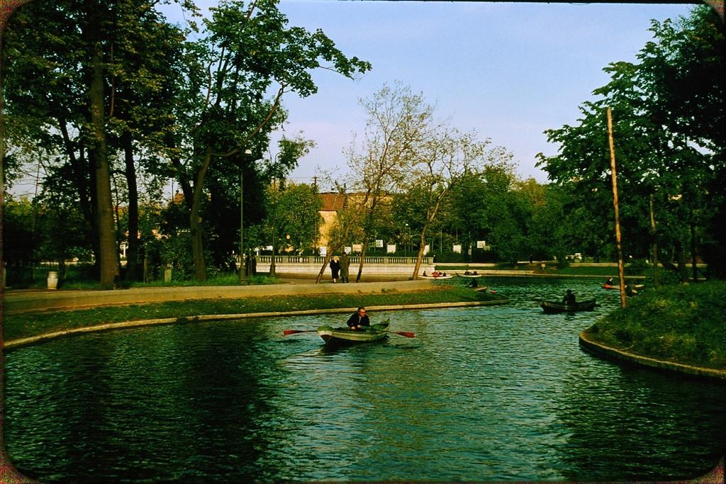 1155 Москва 1956 в фотографиях Жака Дюпакье