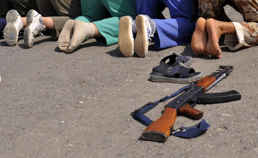 122 Perang di Libya: Sirte pada ofensif