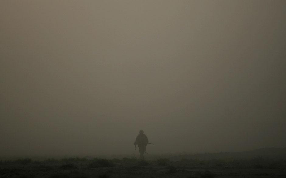 El diario del fotógrafo De Finbarra O'raili: la guerra en Afganistán