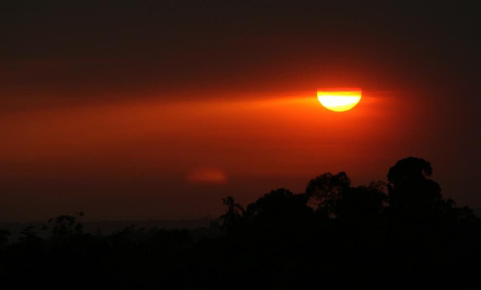 Sunsets 1249: Api di Langit