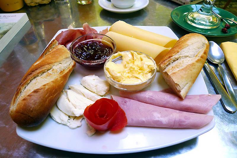 1253 Топ 50 лучших завтраков мира