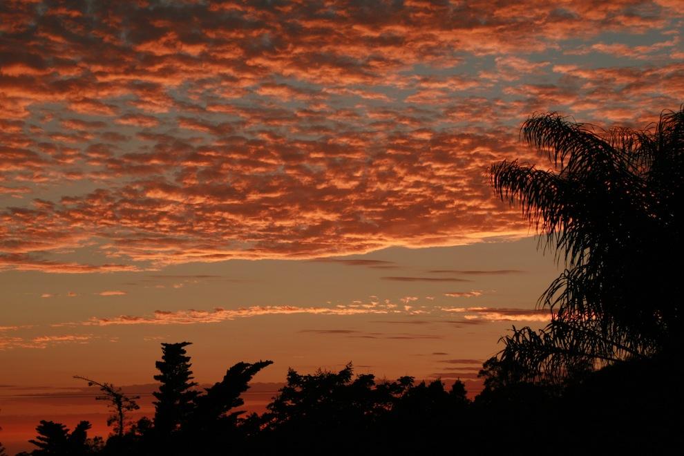 Sunsets 1347: Api di Langit