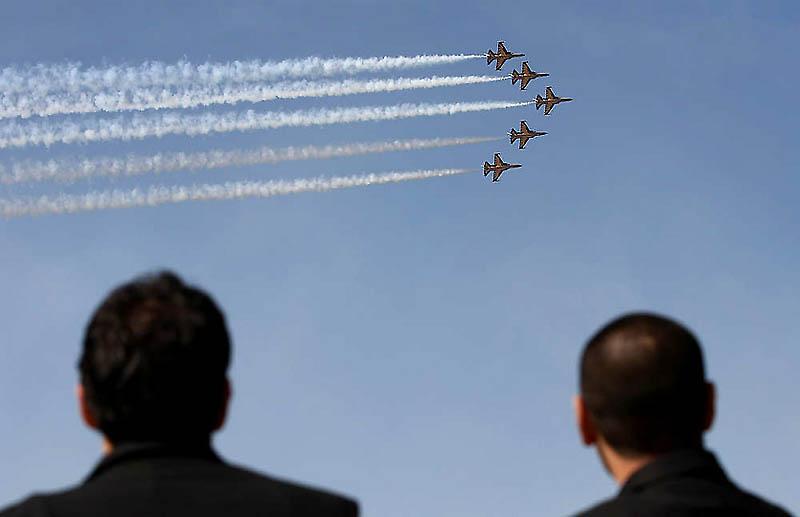 1360 dan pameran kedirgantaraan Internasional pertahanan di Seoul