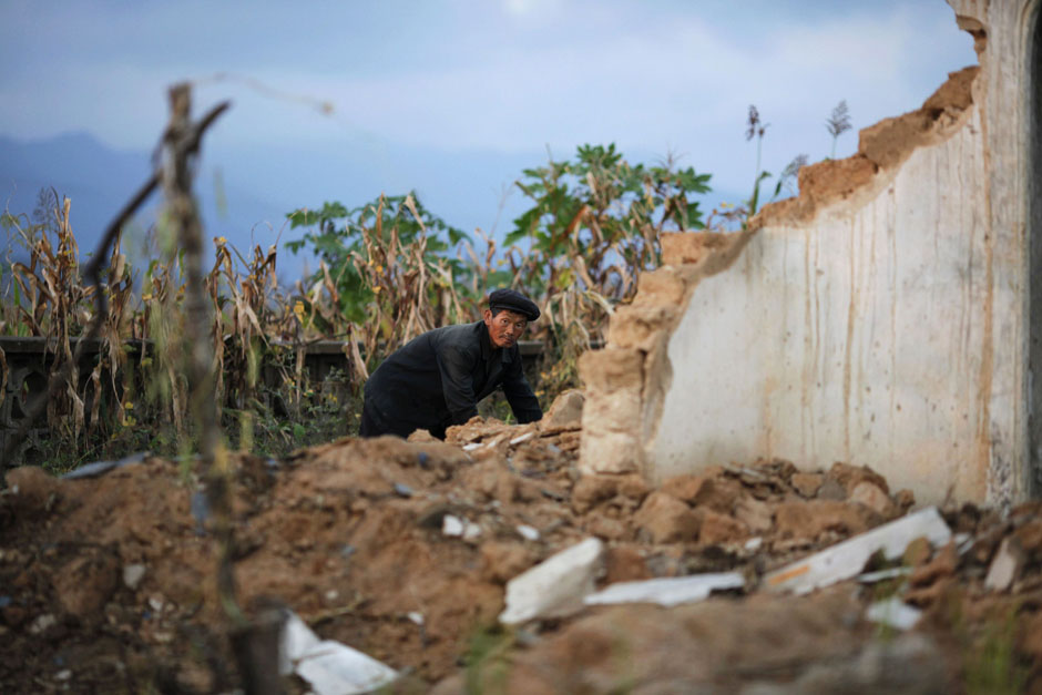1431 Kelaparan di Korea Utara