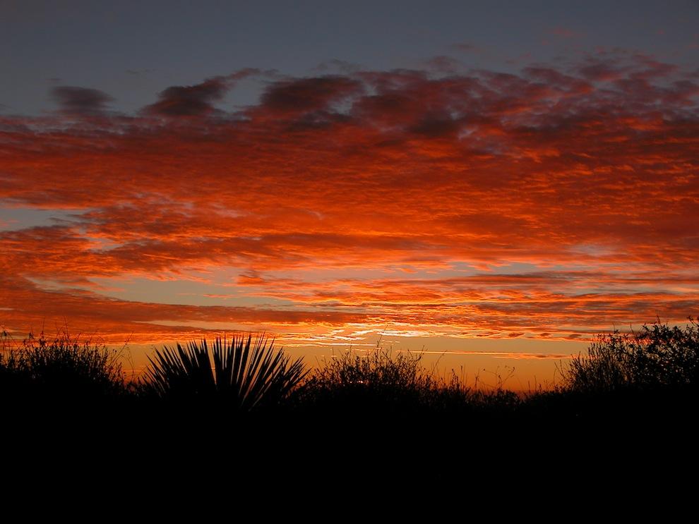 Sunsets 1447: Api di Langit