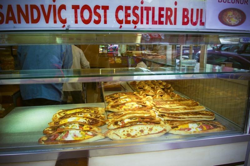 1460 Еда в Стамбуле
