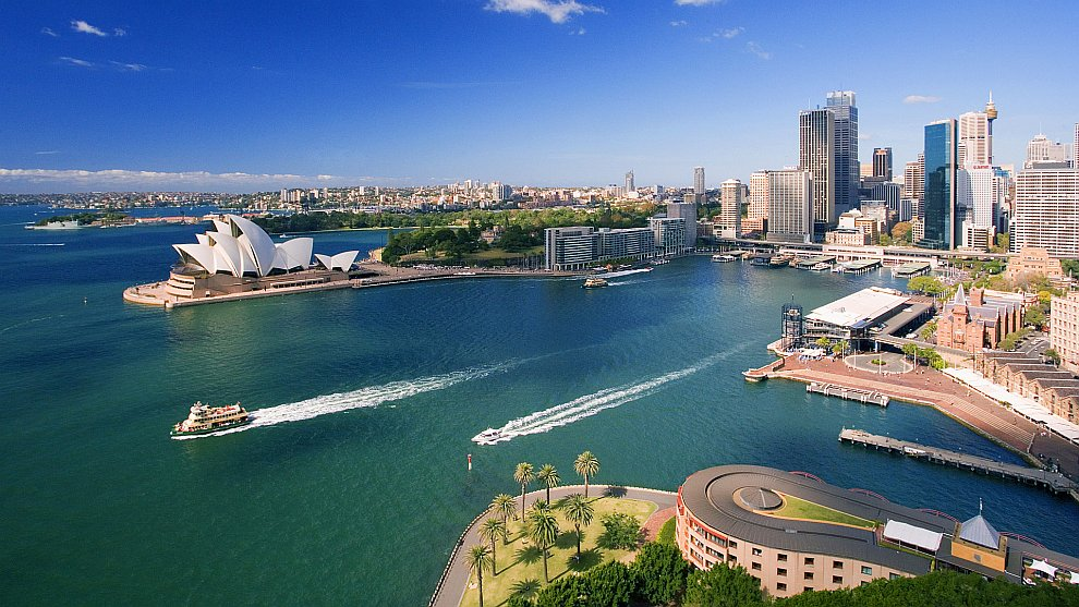 10 лучших городов мира для проживания