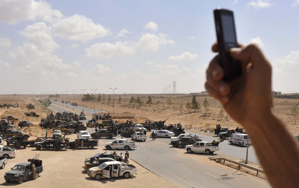 162 Perang di Libya: Sirte pada ofensif