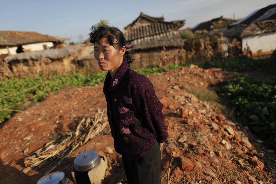 1630 Kelaparan di Korea Utara