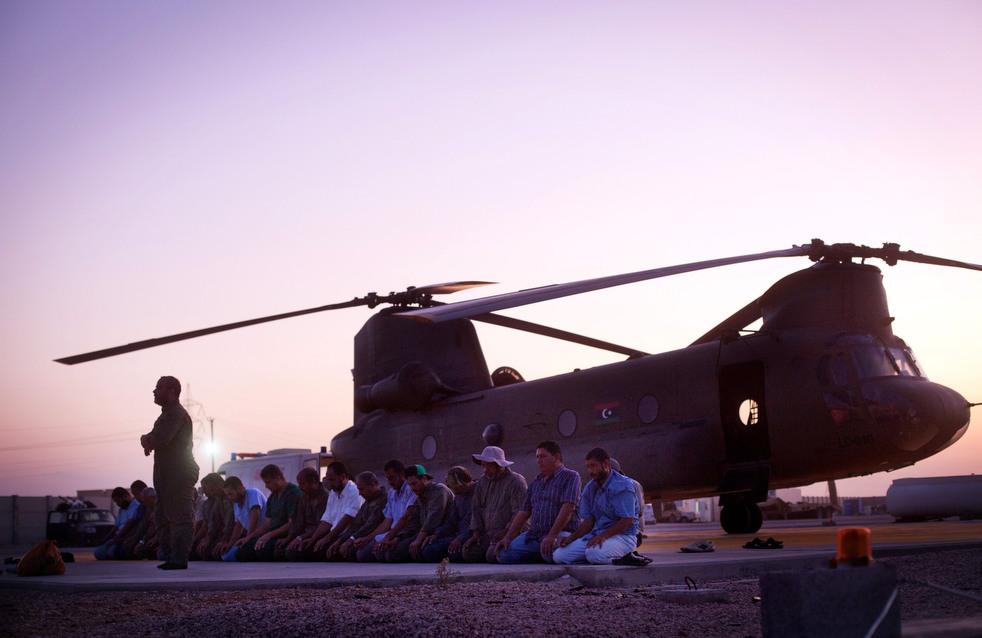 171 Perang di Libya: Sirte pada ofensif