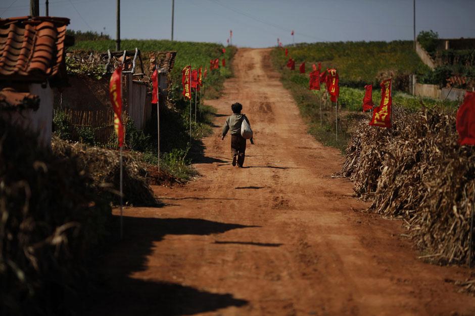 1729 Kelaparan di Korea Utara