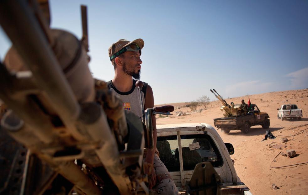 181 Perang di Libya: Sirte pada ofensif