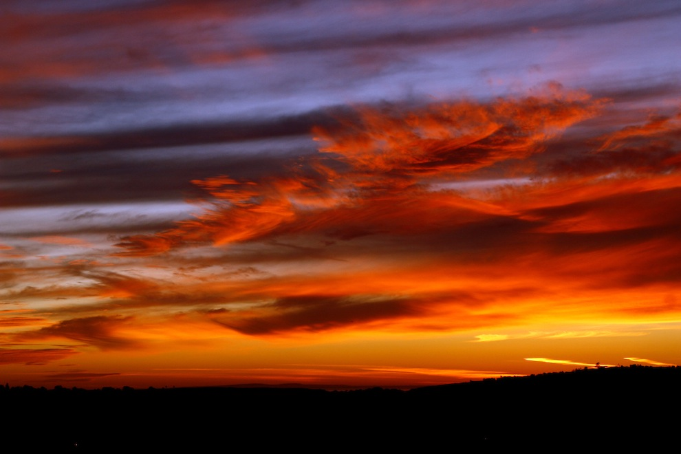 Sunsets 1843: Api di Langit