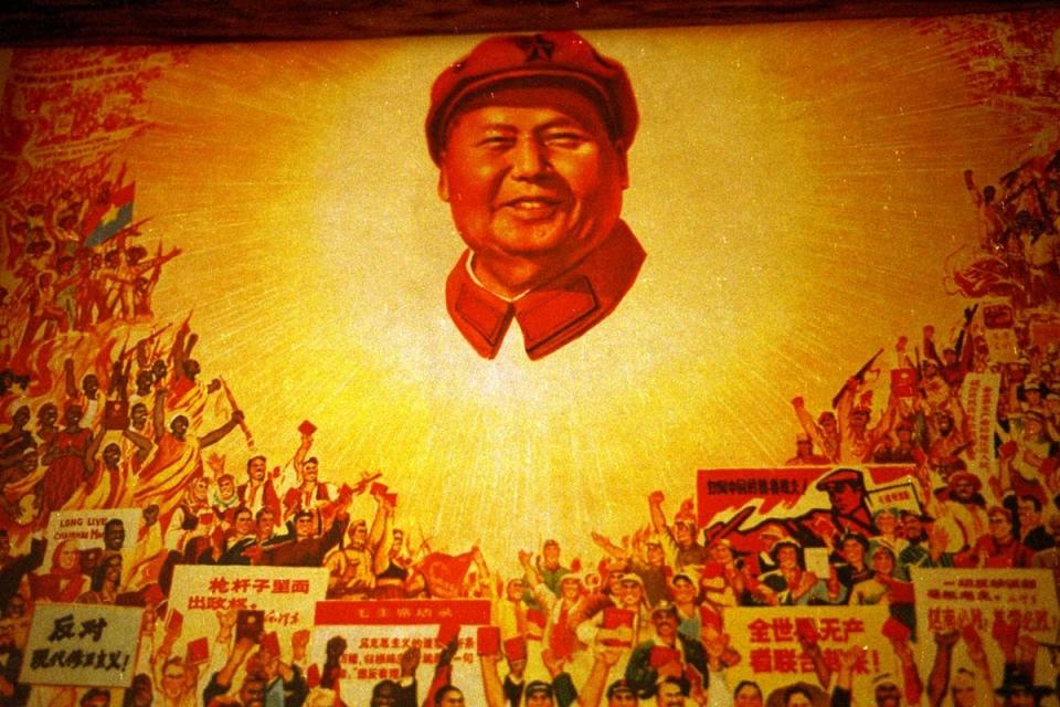 190 restoran di Red Cina
