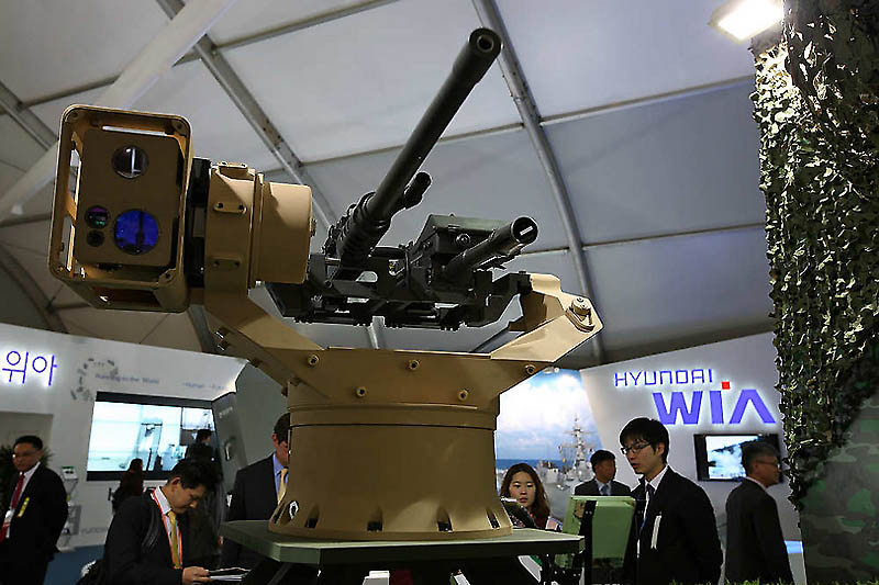 1953 dan pameran kedirgantaraan Internasional pertahanan di Seoul