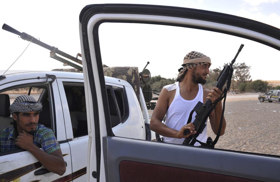 20 Perang di Libya: Sirte pada ofensif