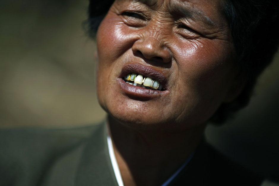 2027 Kelaparan di Korea Utara