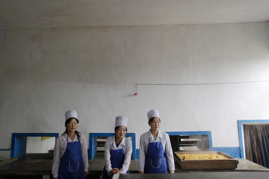 2136 Kelaparan di Korea Utara