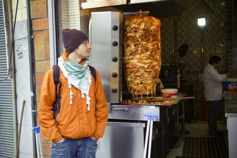 2191 Еда в Стамбуле