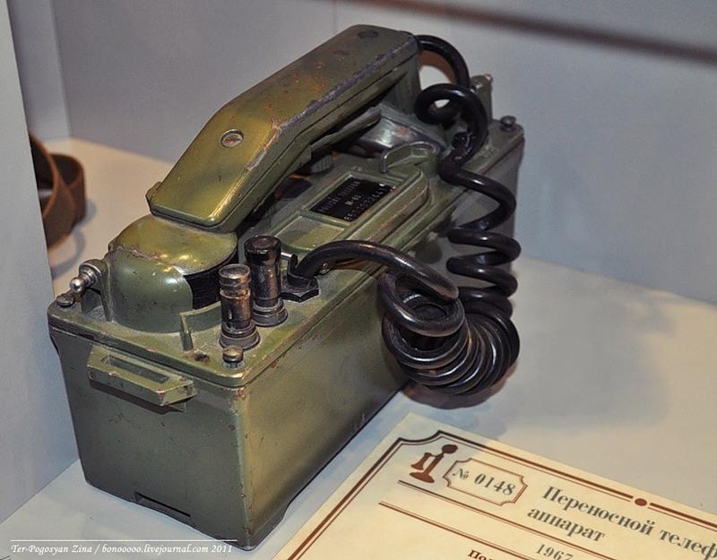 2217 Museo de Historia del teléfono