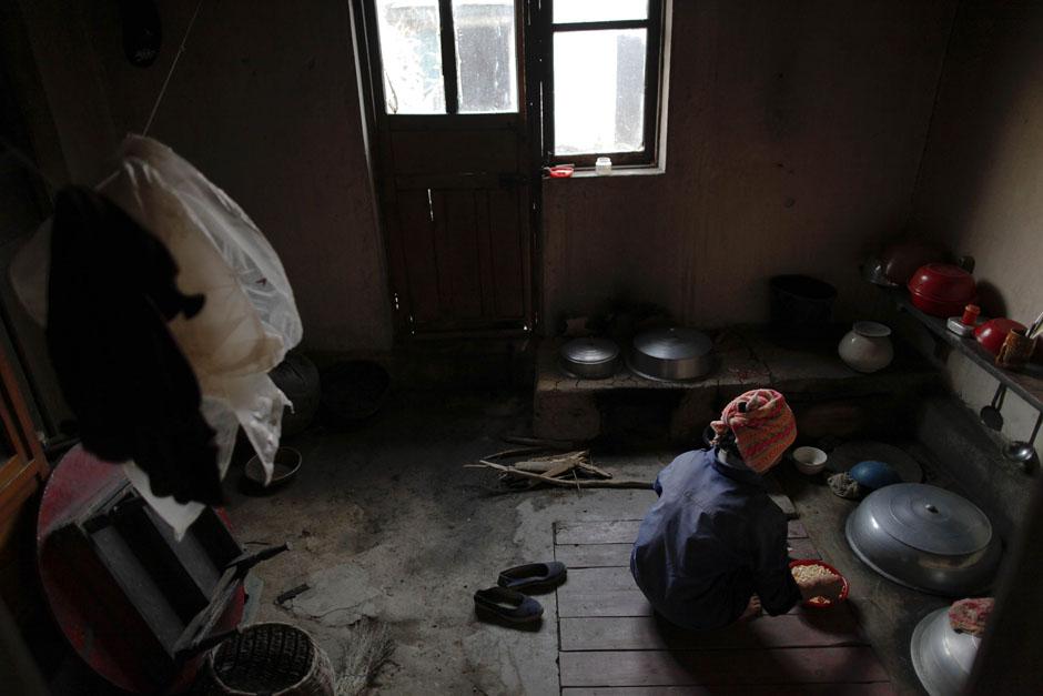 2227 Kelaparan di Korea Utara