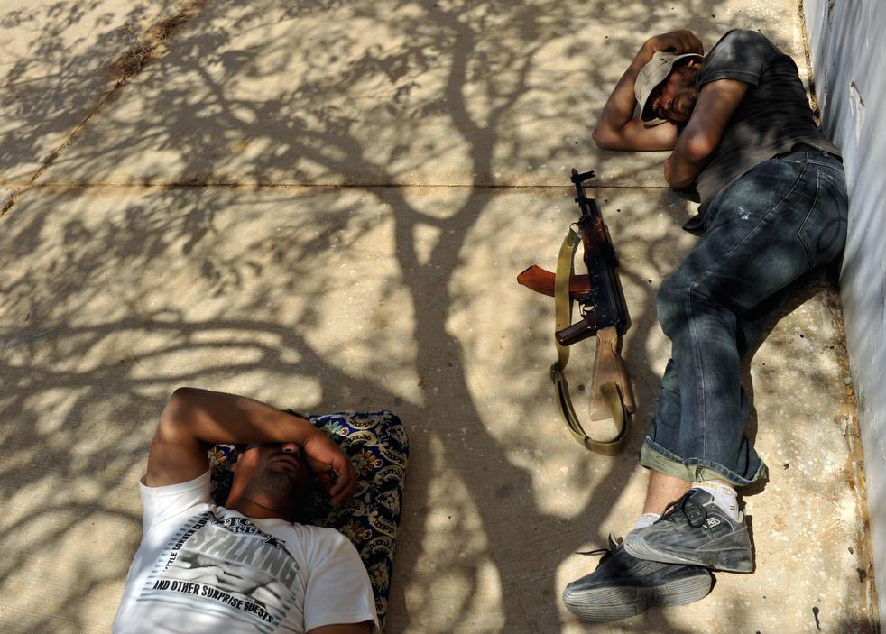 23 Perang di Libya: Sirte pada ofensif