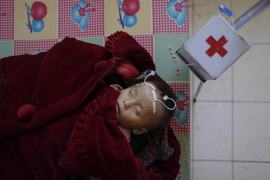 2325 Kelaparan di Korea Utara
