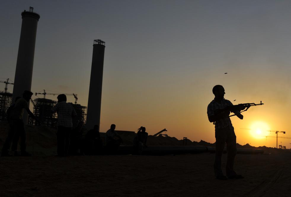 24 Warfare di Libya: Sirte pada ofensif