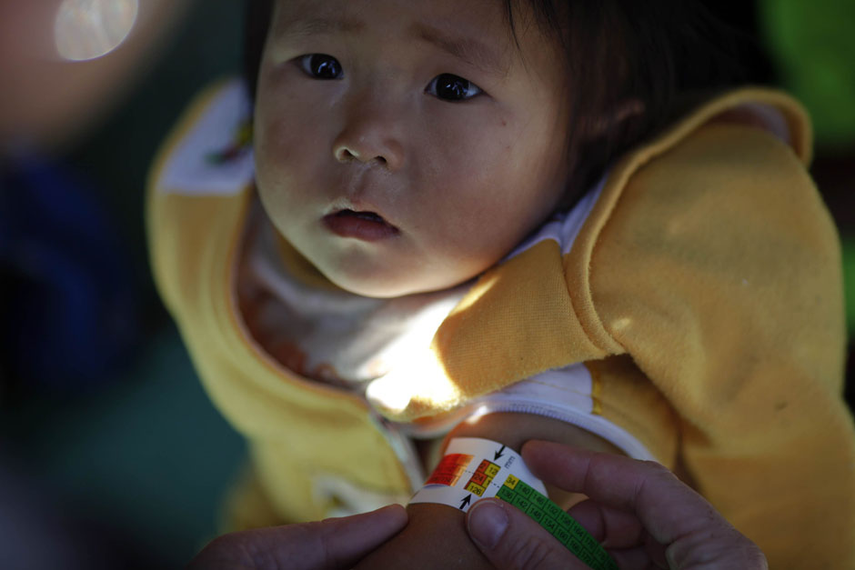 2423 Kelaparan di Korea Utara