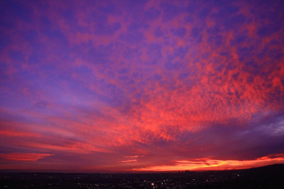 Sunsets 2437: Api di Langit