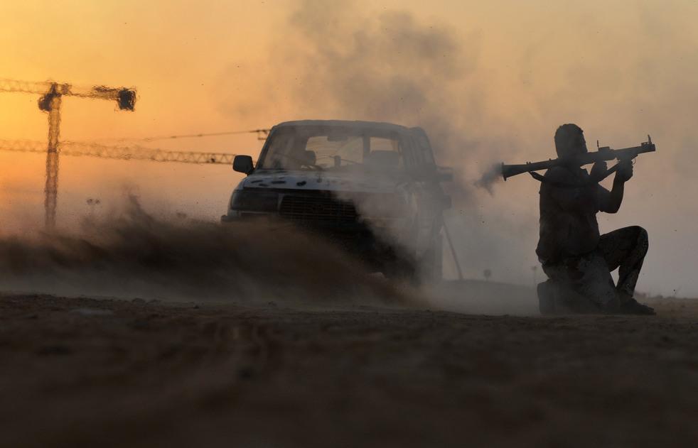 25 Perang di Libya: Sirte pada ofensif