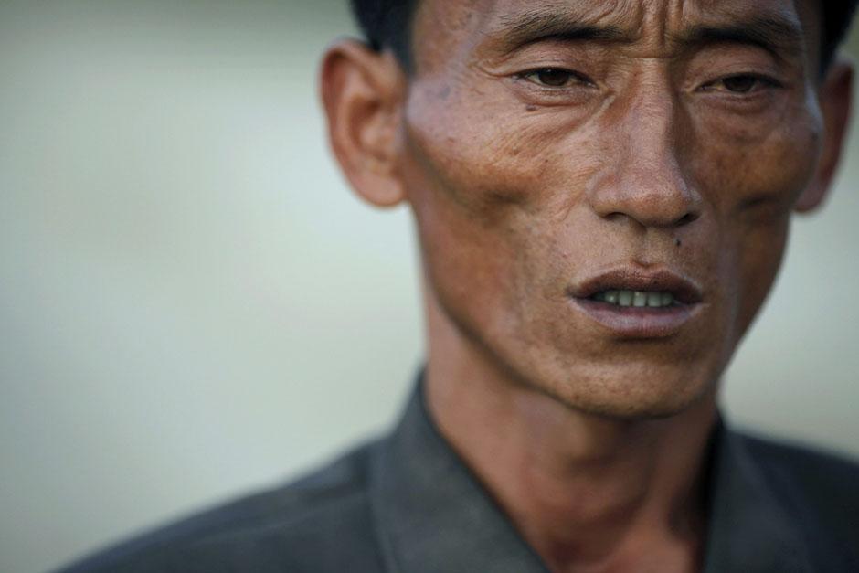 2622 Kelaparan di Korea Utara