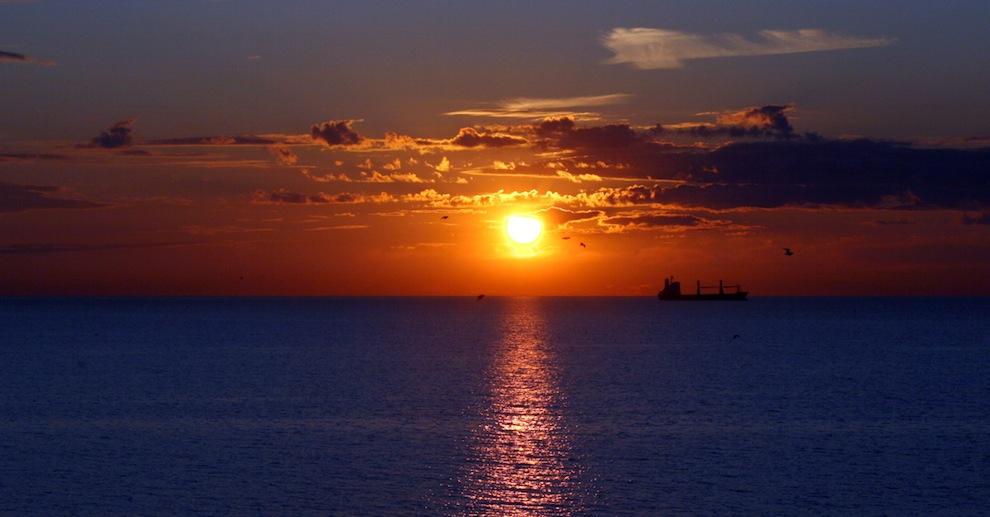 Sunsets 2633: Api di Langit
