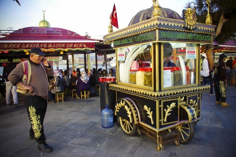 2642 Еда в Стамбуле
