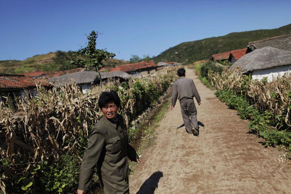 2722 Kelaparan di Korea Utara