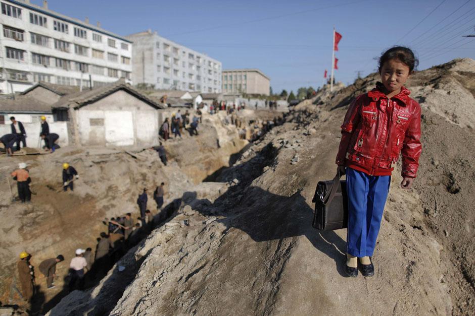 2820 Kelaparan di Korea Utara