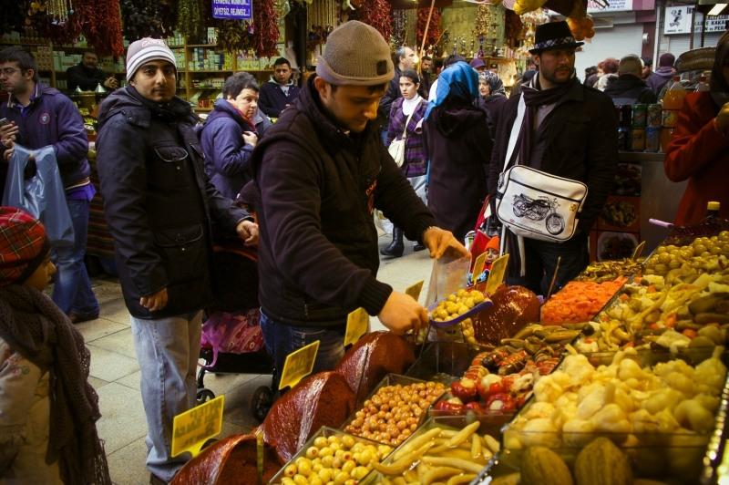 2840 Еда в Стамбуле