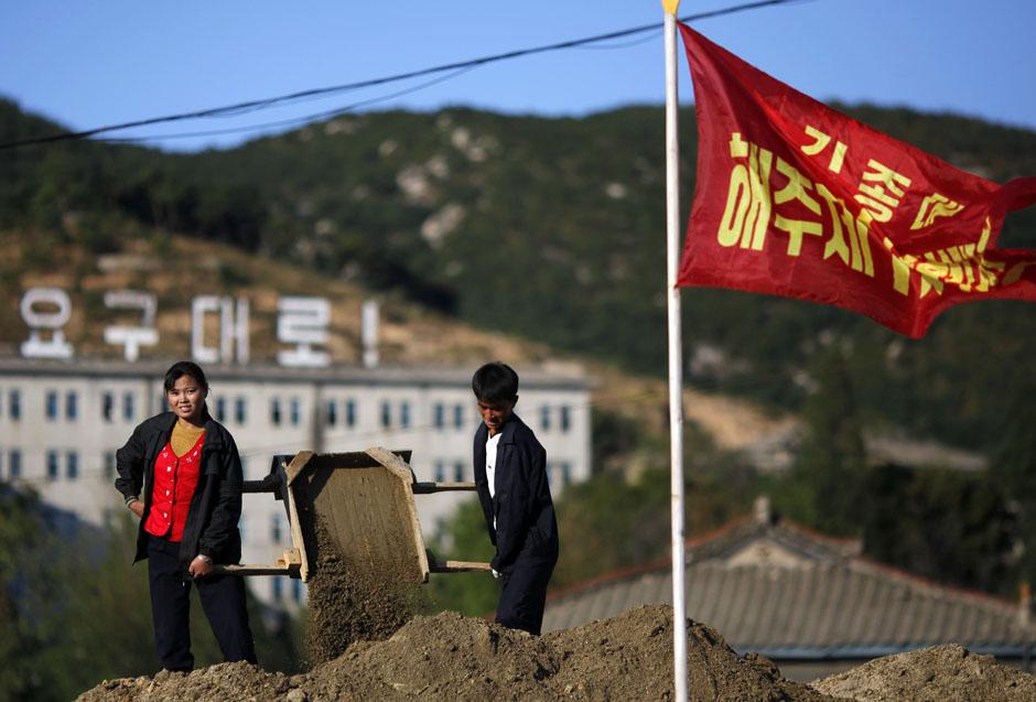 2920 Kelaparan di Korea Utara