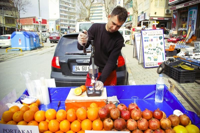 2940 Еда в Стамбуле