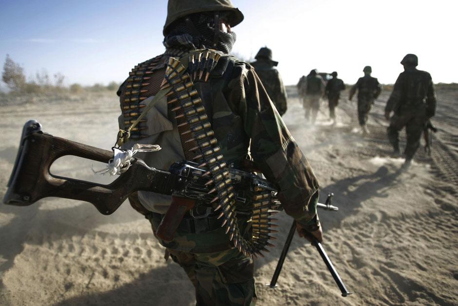 Война в афганистане новости в