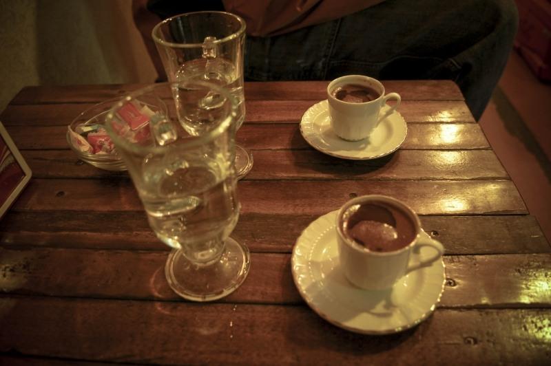 3036 Еда в Стамбуле