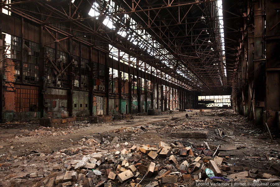 Московский автомобильный завод им. И. А. Лихачёва (ЗИЛ): октябрь 2011