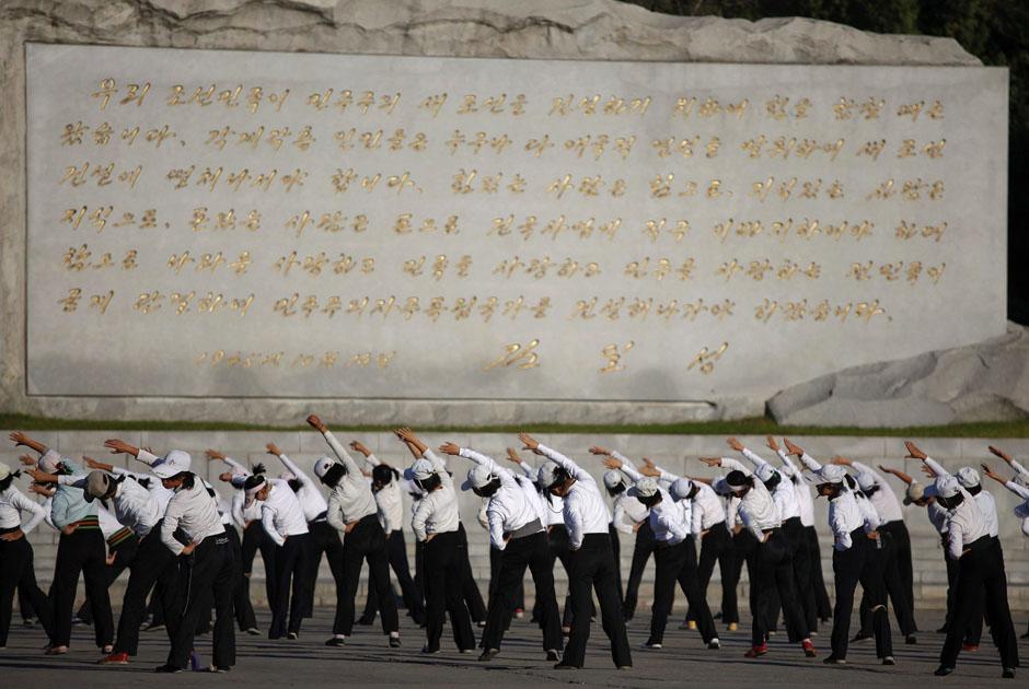 3122 Kelaparan di Korea Utara